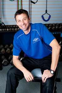 Ashley Edwards Personal Trainer at PHASE II training