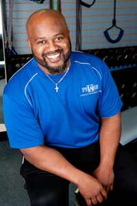 Corey Johnson Persoanl Trainer at PHASE 2 Personal Training Center, Cary, NC