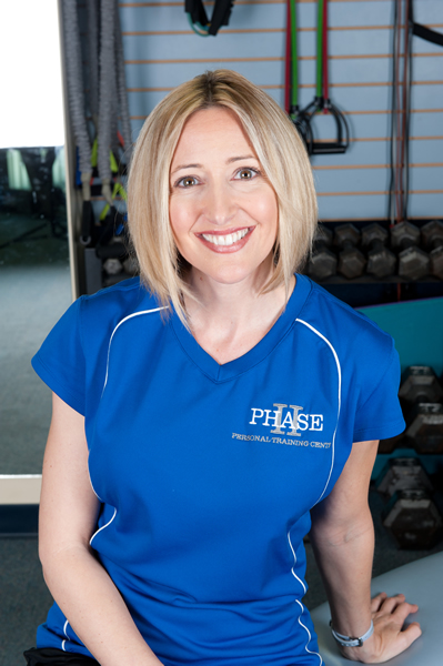 Debora Richter Persoanl Trainer at PHASE 2 Personal Training Center, Cary, NC