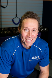 William Wagner Owner/Personal Trainer at PHASE II training